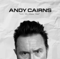 Sleeve artwork for Therapy? frontman Andy Cairns' limited edition solo CD