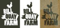 Branding for Bill Quay Farm. A community farm based in Gateshead.