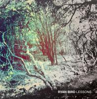 Sleeve design for Ryan Bird's 'Lessons' EP.